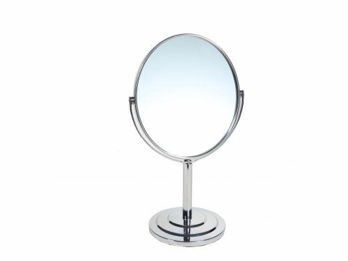 Επιτραπέζιος Καθρέπτης 2πλης όψεως 15x13cm