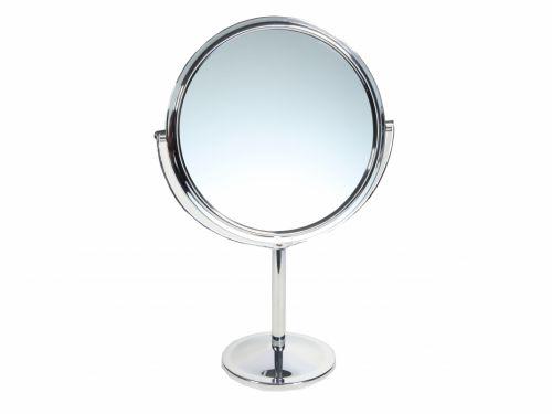Επιτραπέζιος Καθρέπτης 2πλης όψεως 18cm