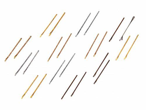 Τσιμπιδάκι Glitter σετ 6 τμχ