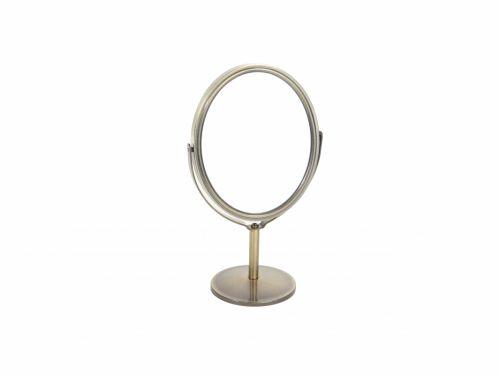 Επιτραπέζιος Καθρέπτης 2πλης όψεως 12x10cm