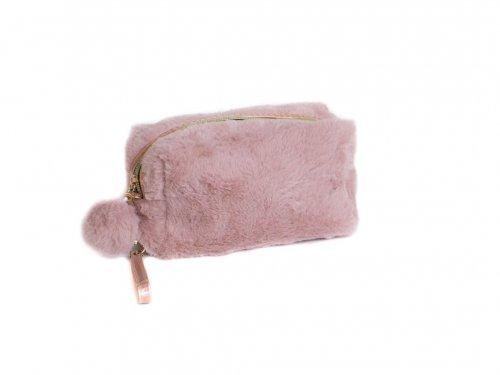Νεσεσέρ γουνάκι ροζ