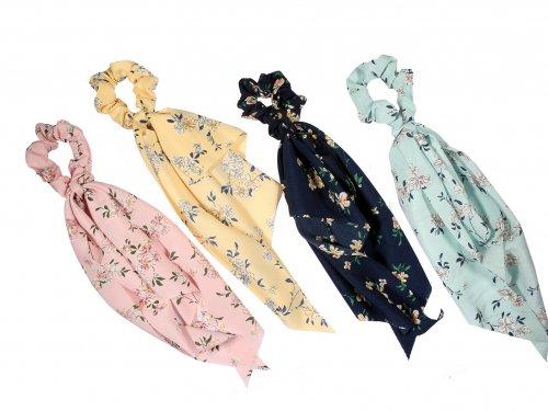 Σούρα μαντήλι με λουλουδάκια