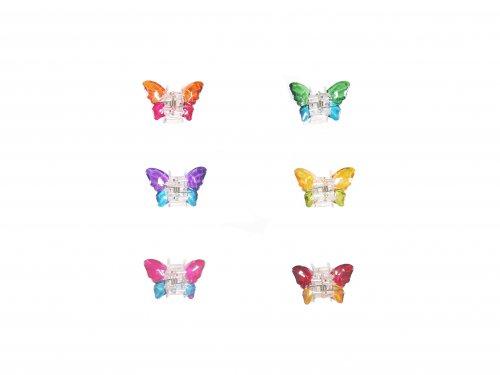 Κλάμερ πεταλούδα 2 cm