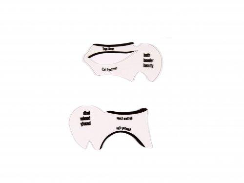Eyeliner Stencil