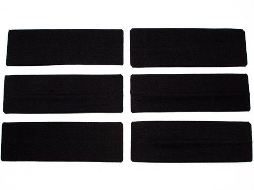 Κορδέλα Μαύρη 7 cm