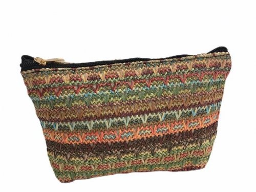 Cosmetic Bag Matted Boho