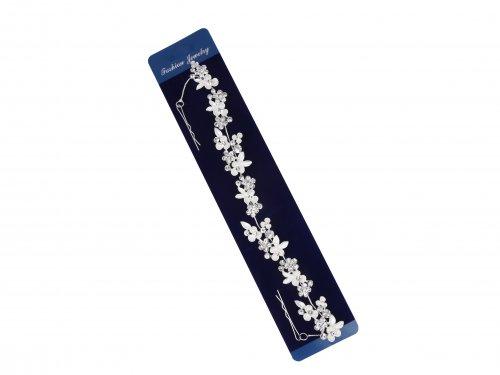 Νυφικό Αξεσουάρ με Τσιμπιδάκι 27 cm