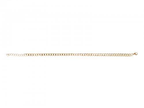 Αλυσίδα ποδιού αλυσιδα Stainless Steel χρυσή