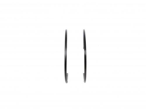 Στέκα Μαύρη 0.5 cm