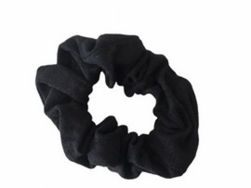 Σούρα μαλλιών μαύρη