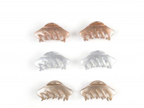 Κλάμερ μαλλιών 8 cm
