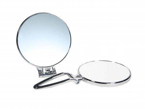 Καθρέπτης Επιτραπέζιος & χειρός, διπλής όψης, x1 & x10