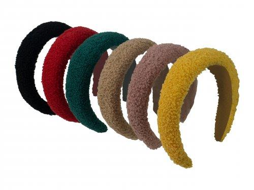 Στέκα μαλλιών φουσκωτή προβατάκι