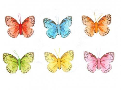 Κλιπ πεταλούδα