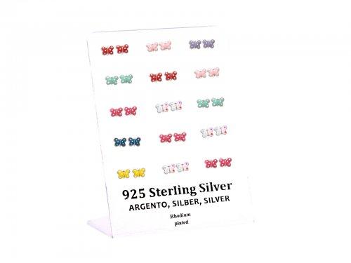 Σκουλαρίκι αυτιού Ασήμι 925