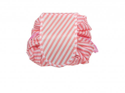 Cosmetic Bag clever bag with Stripes