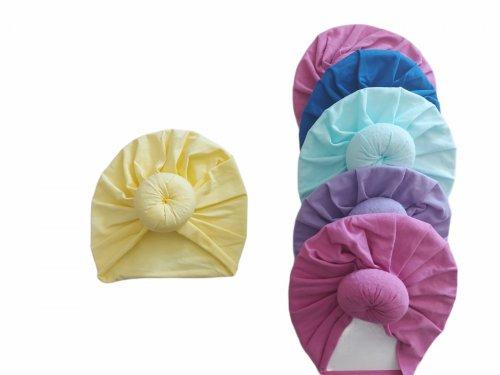 Παιδικό τουρμπάνι  μαλλιών καπέλο donut