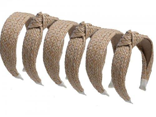 Στέκα μαλλιών Ψάθα