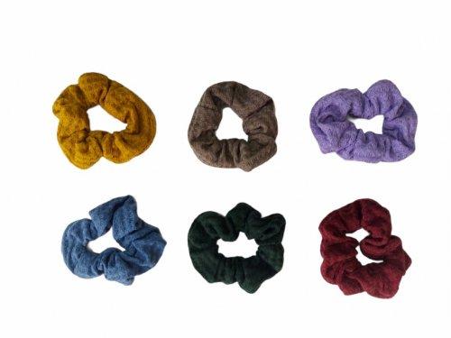 Σούρα μαλλιών χρώματα