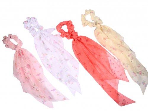 Σούρα μαντήλι ρομαντικό floral
