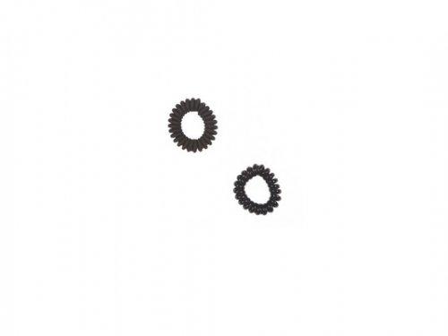 Λάστιχο μαλλιών καλώδιο 3cm μαύρο